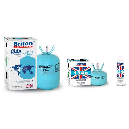 Briton R134a Refrigerant Gas UK