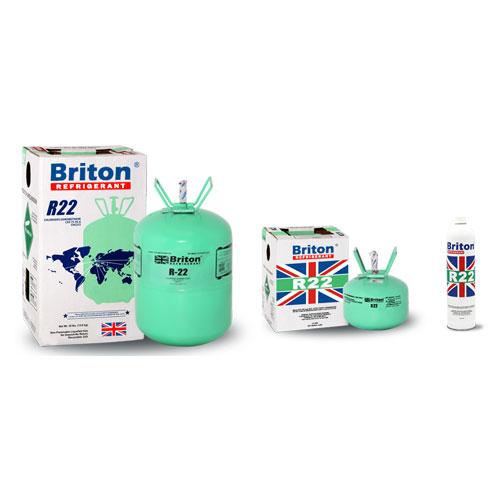 Briton R22 Refrigerant Gas UK