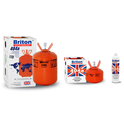 Briton R404a Refrigerant Gas UK