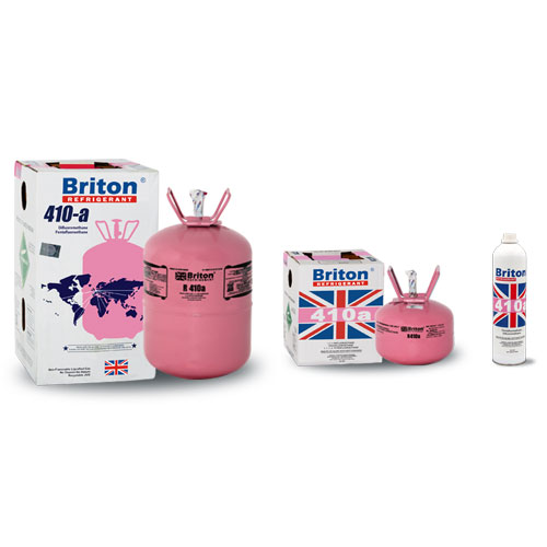 Briton R410a Refrigerant Gas UK