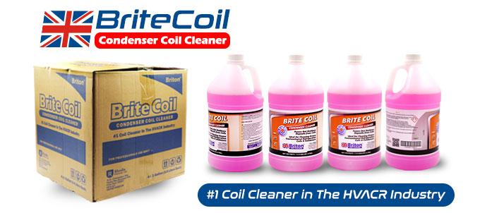 Briton Brite Coil Condenser Coil Cleaner