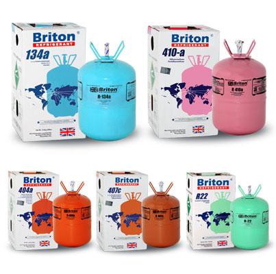 Briton Refrigerant Gases