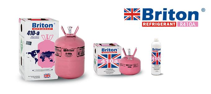 Briton Refrigerant R410A Gas